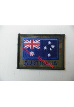 1838a Australia Flag Patch, Auscam.