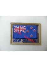 1838des New Zealand Flag patch, Desert.