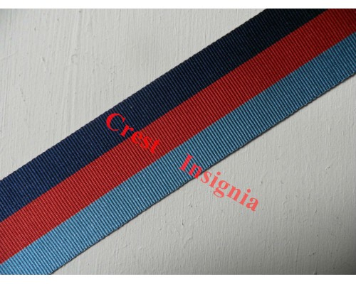 7177 1939-45 Star, medal ribbon, per metre.