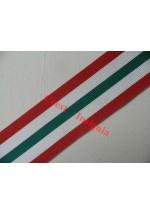 7183 Italy Star, medal ribbon, per metre.