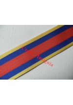 7203p Pingat Jasa [Malaysia] medal ribbon, per metre.