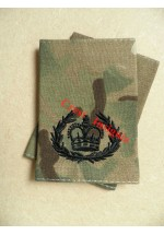 1006mtp UK Forces, CQMS/QMSI MTP Rank Sliders