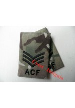 1033 ACF MTP Rank Sliders, Sergeant.