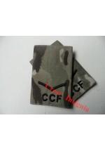 1041 CCF, MTP Rank Sliders. L/Corporal.
