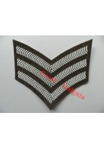 1093 FAD [No2 dress] Rank Insignia.  Sergeant.